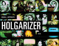 Holgarizer - Photoshop Action