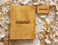 Kai Dase Violins Branding