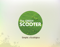 The Green Scooter | Branding