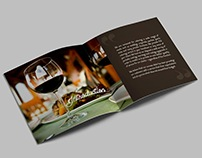 Disco Caterers - Brochure Design