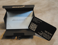 Member invitation and card
