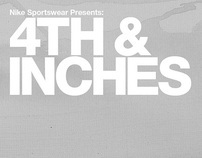 Nike Sportswear presents: 4th & Inches
