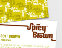 Spicy Brown '04