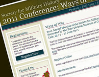 Society for Military History 2011 Conference