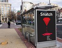 Movie poster - Snatch