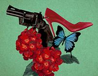 Chica y Pistola