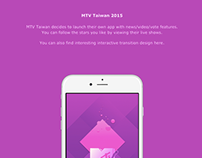 MTV Taiwan (not the final version)