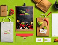Chef Fit - Branding