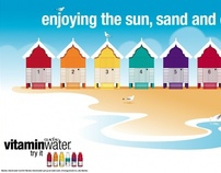 Vitamin Water- Summer campaign
