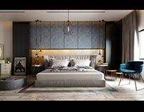 Remodellinf of minimalist bedroom