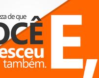 Faça Diferente em 2012