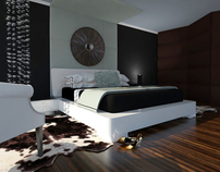 Bedroom - Concept Design | 3D Rendering