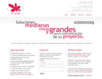 anaLAB - Diseño y desarrollo web