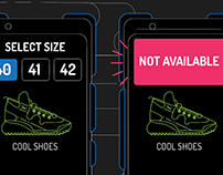 Cool Shoes . Microsoft Scanning & Payment Solutions