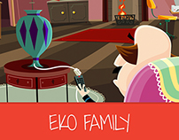 Eko Family Mobile Game