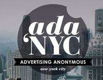 Advertising Anonymous NYC