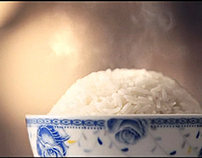 TV commercial for Rose Brand Rice