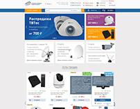 Дизайн интернет-магазина Лайкком