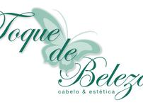 Toque de Beleza - Logo e Papelaria