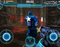 Archetype iPhone - iPad FPS