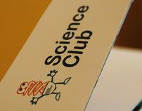 Science Club Brand Identity
