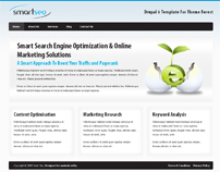 Smart Seo Drupal 6 Corporate Template