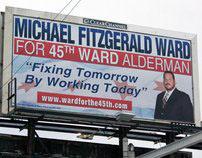 Michael Ward - Election Campaign