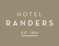 Hotel Randers - an old hotel with a fresh modern vibe!