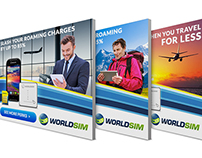 WorldSIM Adverts 2015
