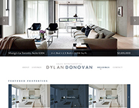 Website: Dylan Donovan