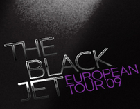 The Black Jet European Tour for Jet Republic