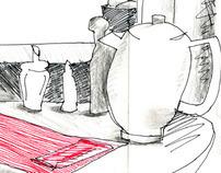 sketches & doodles