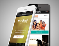 Thrive360 Website