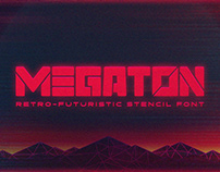 Megaton - Free Font