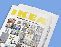IKEA_catalogue Spring renaissance, March 2017