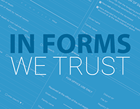 In Forms We Trust