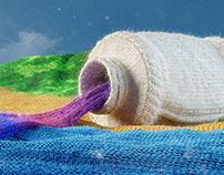 3D Knitting