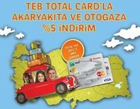 Teb Total Kart Kampanyası