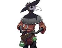 Akinji - Plague Doctor