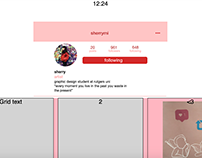 codepen.io: instagram grid