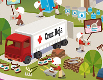 Red Cross Poster 2012