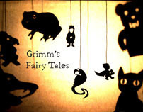 Grimm Fairy tales cover