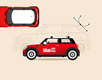 bluepentool car design
