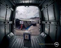 Opel Movano - No matter how heavy the load