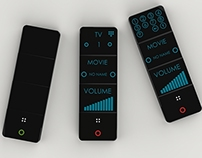 TV Remote Controller concepts