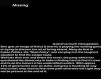 RaGa Missing
