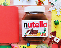 NUTELLA - Welcome December | gif