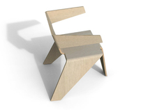 2012 PAC - Plywood Arm Chair