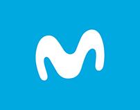 Movistar (Rebranding 2017) [Lambie-Nairn]