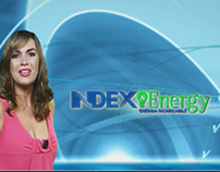 VIDEOEDITING-VFX : Index Energy (Chroma Key Work)